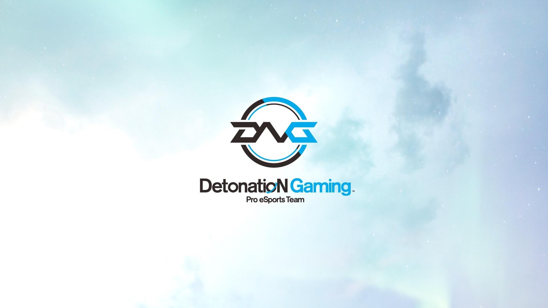 DetonatioN Gamingと福助がスポンサー契約