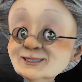 バーチャルYouTuberランキング_バーチャルおばあちゃん